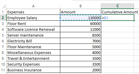 pareto chart in excel 2