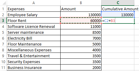 pareto chart in excel 3
