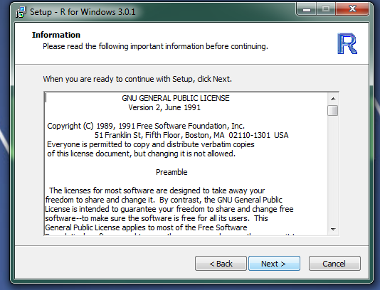 how to install r on windows 3