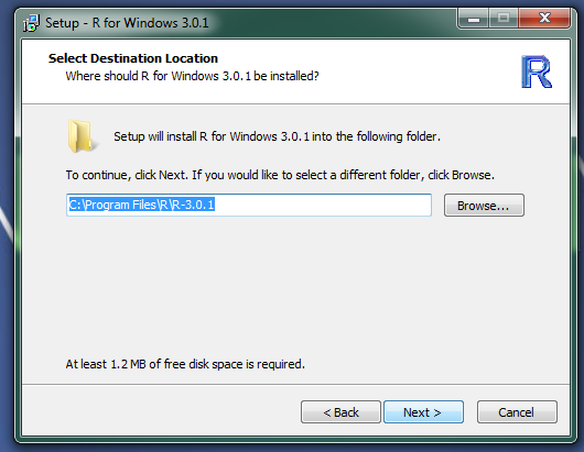 how to install r on windows 4