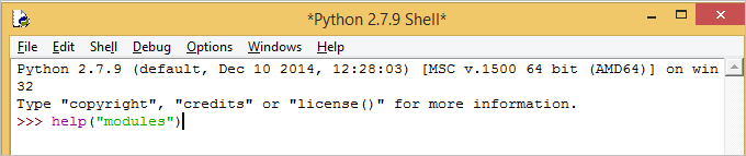 list of all packages and libraries installed in python 1